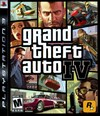 Rent Grand Theft Auto IV for PS3