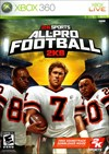 Rent All-Pro Football 2K8 for Xbox 360