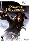 Rent Pirates of the Caribbean: At World's End for Wii