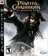 Rent Pirates of the Caribbean: At World's End for PS3