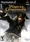 Rent Pirates of the Caribbean: At World's End for PS2