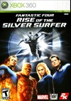 Rent Fantastic 4: Rise of the Silver Surfer for Xbox 360