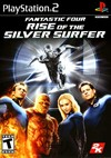 Rent Fantastic 4: Rise of the Silver Surfer for PS2