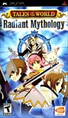 Rent Tales of the World: Radiant Mythology for PSP Games