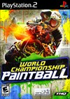 Rent World Championship Paintball for PS2