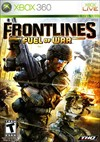 Rent Frontlines: Fuel of War for Xbox 360