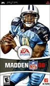 Rent Madden NFL 08 for PSP Games