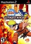 Rent Naruto: Ultimate Ninja 2 for PS2