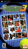 Rent Smash Court Tennis 3 for PSP Games