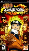Rent Naruto: Ultimate Ninja Heroes for PSP Games