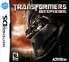 Rent Transformers: Decepticons for DS