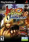 Rent Art of Fighting Anthology for PS2