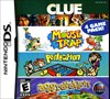Rent Clue - Mouse Trap - Perfection - Aggravation for DS
