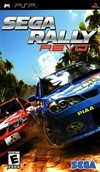 Rent Sega Rally Revo for PSP Games