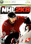 Rent NHL 2K8 for Xbox 360
