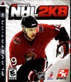 Rent NHL 2K8 for PS3