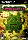 Rent Aqua Teen Hunger Force Zombie Ninja Pro-Am for PS2