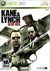 Rent Kane & Lynch: Dead Men for Xbox 360