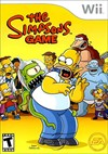 Rent Simpsons Game for Wii