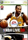 Rent NBA Live 08 for Xbox 360