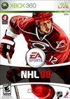 Rent NHL 08 for Xbox 360