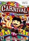 Rent Carnival Games for Wii