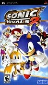 Rent Sonic Rivals 2 for PSP Games