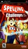 Rent Spelling Challenges and More! for PSP Games