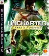 Rent Uncharted: Drake's Fortune for PS3