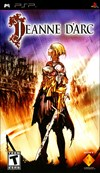 Rent Jeanne D'Arc for PSP Games