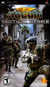 Rent SOCOM: U.S. Navy SEALs Tactical Strike for PSP Games