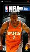 Rent NBA 08: Featuring Block Party for PSP Games