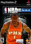 Rent NBA 08: Featuring The Life v3 for PS2