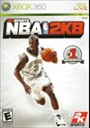Rent NBA 2K8 for Xbox 360