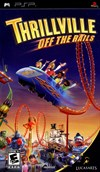 Rent Thrillville: Off the Rails for PSP Games