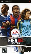 Rent FIFA Soccer 08 for PSP Games