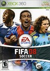 Rent FIFA Soccer 08 for Xbox 360
