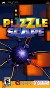 Rent Puzzle Scape for PSP Games