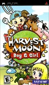 Rent Harvest Moon: Boy & Girl for PSP Games