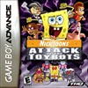 Rent Nicktoons: Attack of the Toybots for GBA