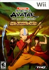 Rent Avatar: The Burning Earth for Wii