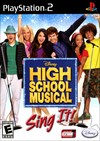 Rent High School Musical: Sing It for PS2