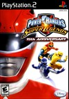 Rent Power Rangers Super Legends 15th Anniversary for PS2