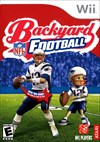 Rent Backyard Football 08 for Wii