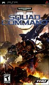 Rent Warhammer 40,000: Squad Command for PSP Games
