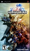 Rent Final Fantasy Tactics: War of the Lions for PSP Games
