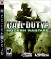 Rent Call of Duty 4: Modern Warfare for PS3