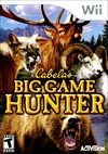 Rent Cabela's Big Game Hunter 2008 for Wii