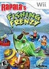 Rent Rapala Fishing Frenzy for Wii