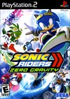 Rent Sonic Riders: Zero Gravity for PS2